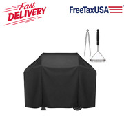 60 Bbq Grill Cover For Weber Genesis 300 E And S Series Char-broil 4 Gas Burner
