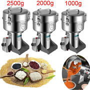 Kitchen 110v 220v Electric Grain Coffee Bean Nuts Mill Grinding Grinder Machine