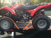 2003 Suzuki Ozark 250 Bottom Engine Motor