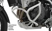 Triumph Tiger 900 Rally/gt/pro Engine Guard - White Hepco And Becker From 2020