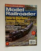 Model Railroader Magazine Back Issue March 2011 How To Improve Famous Layout