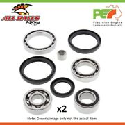 All Balls Front And Rear Diff Bearing Seal Kit For Polaris 570 Sportsman X2 16-19