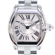 W62016v3 Roadster Sm Watches Stainless Steel Women Silverdial