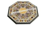 43 Marble Marquetrytop Decorative Dining Table Gift For Her Inlay Floral Arts