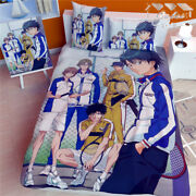 Anime The Of Tennis Quilt Cover Blanket Bed Sheet Bedding 59x78