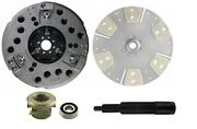 12 Clutch Kit Fits John Deere 3030 3120 3130 Tractor With Hd 6 Pad Disc