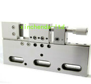 Cnc High Quality Wire Edm High Precision Vise Stainless Steel 150mm Jaw Opening