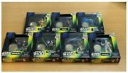 Kenner Star Wars Miracle Millennium Minted Coins Lot Of 7 Figure Japan Shipped
