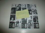 Wcfl Radio Survey Chicago Big 10 Of 1972 Neil Young Faces Osmonds Pristine