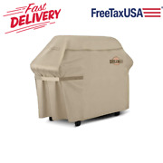 60 Bbq Grill Cover For Weber Genesis Ii 325 And Weber Genesis 300 Series Grills