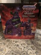 Masters Of The Universe Classics Snake Mountain Playset - In Hand Motuc Usa