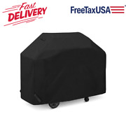 60 Bbq Grill Cover Large For Weber Genesis E330 And Charbroil 3-4 Burner Grills