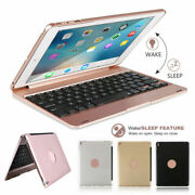Smart Case With Bluetooth Keyboard Cover For Ipad 5th/6th/7th/8th Gen 9.7 10.2