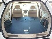 2011-2020 Jeep Grand Cherokee - Canvasback Cargo Liner With Side Pieces - Mocha