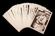 1931 Chicago Cubs Complete Team Picture Pack - 5 Hall Of Famers W/hornsby - Nice
