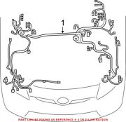 Genuine Oem Engine Wiring Harness For Toyota 8211147a63