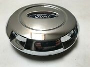 Ford F-150 Oem Wheel Center Cap Chrome 2004-2008 4l34-1a096-ac New Take-off