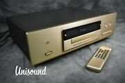 Accuphase Dp-65v Mmb Compact Disc Cd Player In Very Good Condition