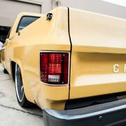1973-1987 Chevy/gmc/c10/k5/blazer/suburban Sequential Led Taillights W/chrome