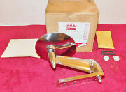 1957-1966 Ford F100 F250 F350 F-series Truck Nos Outside Rear View Door Mirror