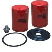 Spin On Oil Filter Conversion Kit For Ford 850 851 860 861 871 881 Tractor