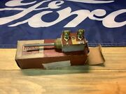 Nos 1953 1954 Mercury Ford Sunliner Crestline Convertible Top Switch