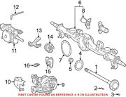 Genuine Oem Differential Carrier For Toyota 4111060a91