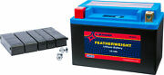 Wps Featherweight Lithium Battery 300 Cca For Kawasaki Brute Force 750 2005-2016