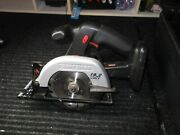 Craftsman 19.2v Cordless Saw, Drill, Light Set. Comes With Hard Case