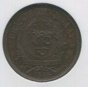 Orange Free State South Africa Penny 1888 Ngc Pf62bn Km Pn9