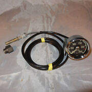 Mercedes Benz 300 Sl W198 Wings/roadster Fernthermometer Vdo
