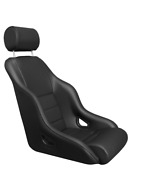1985-94 Porsche 911 Rally Gt Sport Seat. All Leather
