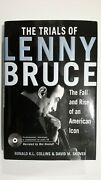 Trials Of Lenny Bruce Hcdj 1st 1st Ronald K. L. Collins David M. Skover Vg Cond
