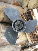 Force Aluminum Propeller Prop 726s On Side Also 931t 13 Inch