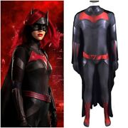 Batman Batwoman Cospaly Costume Kate Kane Suit For Kids Adult