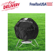 Bbq Grill Cover For Weber Jumbo Joe Gold 18 Tabletop Portable Charcoal Grills