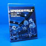 Undertale Collector's Edition Cd Soundtrack Original Video Game Music Ps4 Switch