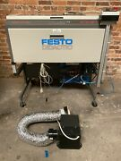 Universal Laser Systems Uls25e Teaching Engraver Festo Didactic Etch Station