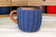 Wool And Clay Happy Day Cup Mug With Handle Gin Handmade From Ru