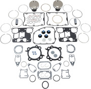 Wiseco Top End Piston Gasket Kit With Gaskets 3.875 91 Harley-davidson Softail