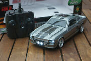 R/c 1967 Ford Mustang Gt 500 Shelby Eleanor Mit Led-beleuchtungxenon118 Grau