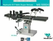 Model Me -500 Hydraulic Ot Table Surgical Operation Theater Operating Table @d