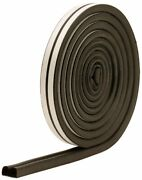 All Climate Auto Marine 17ft Weather Seal Strip Doors Trunks Sunroofs Boat Hatch