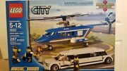Lego City Helicopter And Limousine 3222 Special Edition New Sealed Free Ship