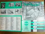 1953 Windows Women Want Cover Says R-o-w Sales Co Wood Units Vintage Catalog