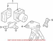 Genuine Oem Abs Hydraulic Assembly For Audi 1k0614517aebef