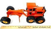 1976-77 Tonka Grader - Excellent Original Condition - Low Playtime Toy