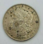 Usa 1881-s 1 Morgan Silver Dollar Coin As Pictured Nice And Free Shipping 1796