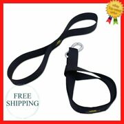 Rope Fitness Anchor Strap Kit Sports Muscle Strength Training Tool Home Setup