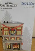 Department 56 National Lampoons Christmas Vacation The Department Store 600634